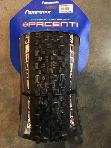 "Panaracer Pacenti Neo Moto 650B 27.5/""X 2.3/"" MTB Tire Folding Bead Black"