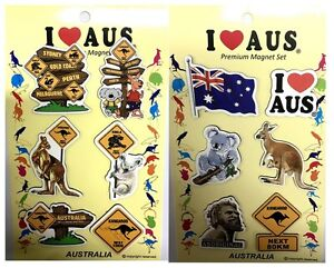 4packs-24pc-Australian-Souvenir-Fridge-Magnets-Assorted-AU-Road-Sign