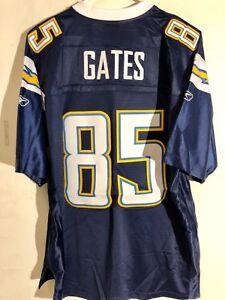 Details about Reebok Premier NFL Jersey San Diego Chargers Antonio Gates Navy sz 4X