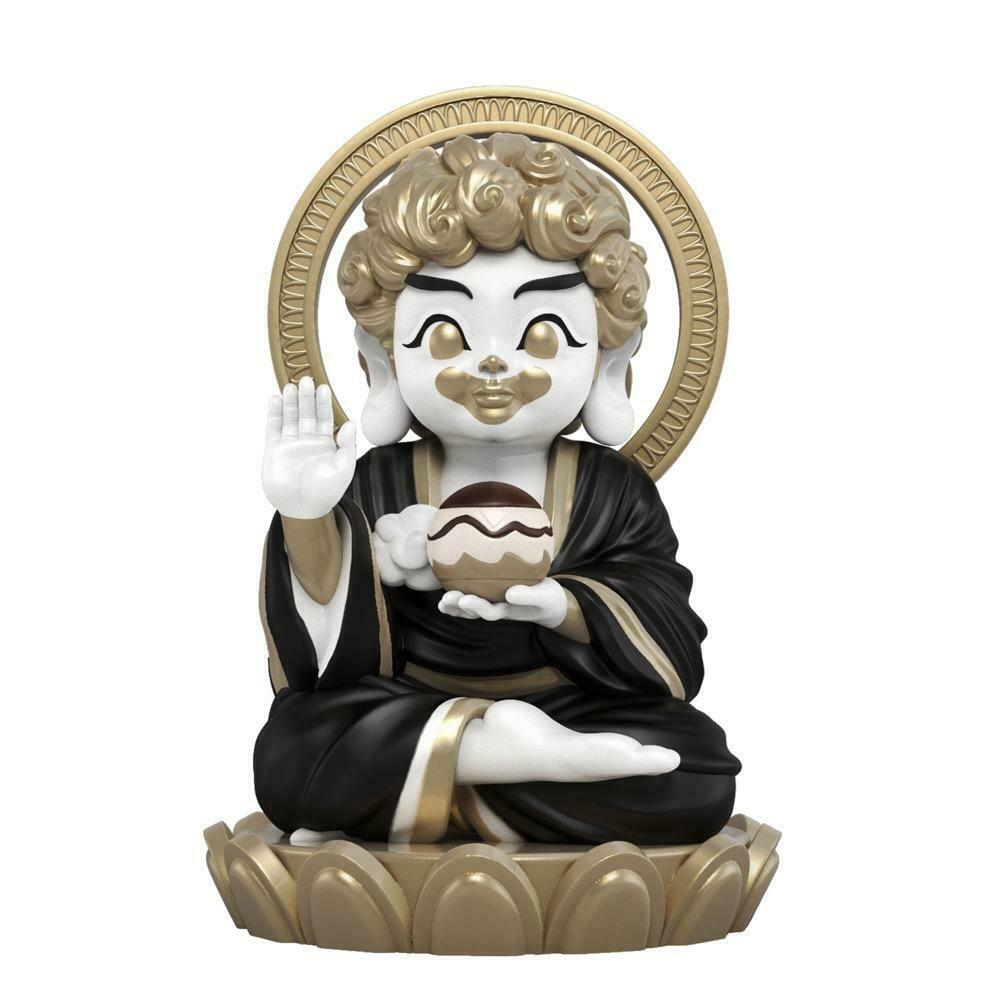 Hambuddha 8-inch vinyl figure Tik Ka From East Buddcafe Edition MIB Mighty Jaxx