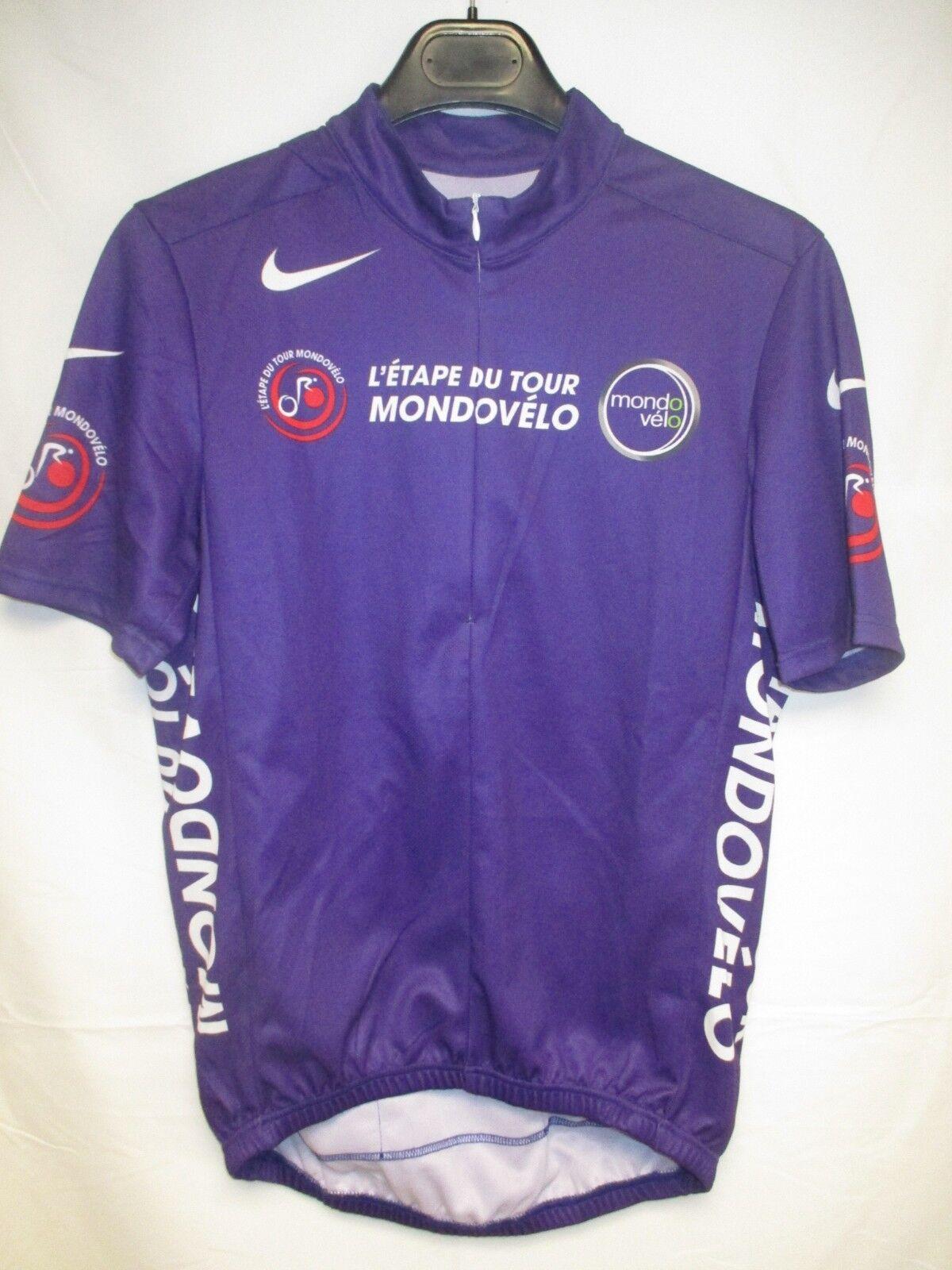 Maillot cycliste L'étape du Tour de France 2007 FOIX LOUDENVIELLE shirt trikot S