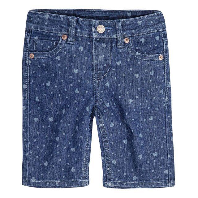 Levi's® Sully Sweetie Bermuda Shorts 5 Regular Color Blue Mrsp: $36