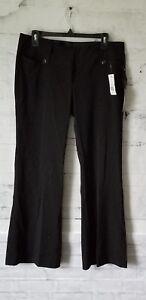 2f5ba8a01 Stoosh Von Maur Juniors Size 11 Trouser Short Style Boot Cut Black ...
