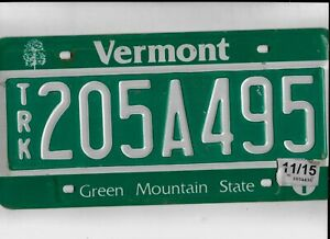 VERMONT-2015-license-plate-034-205A495-034