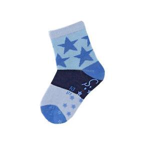Sterntaler-etoiles-bleues-plancher-Whizzer-kids-bebe-anti-glisse-bouchon-Antiderapants-Chaussettes