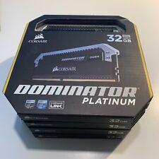 Corsair CMD32GX4M2C3200C16 Dominator Platinum 32GB (2x16GB) DDR4 RAM Memory Kit