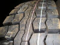 (4-tires) 285/75r24.5 Gl293d Samson Drive Axle Radial Truck Tire 14 Pr 28575245