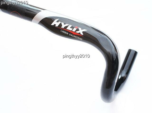 Hylix Full Carbon Road bike Handle bar-31.8mm-260g-Ergonomics