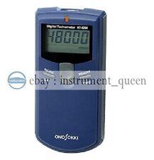 Ono Sokki Ht 4200 Non Contact Type Handheld Digital Tachometer