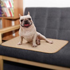 Puppy-Pet-Dog-Toilet-Training-Pee-Diaper-Pad-Urine-Pad-Mat-Waterproof-Reusable