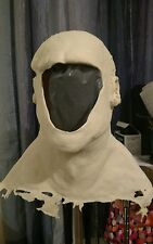 Jason Voorhees hood mask raw pull latex Friday the 13th part 3