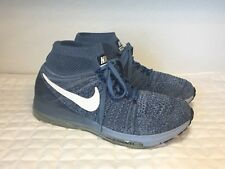 36b300e520d0f item 3 Men s Nike Zoom All Out Flyknit Running Shoes White Blue 844134-402  Sz 7 -Men s Nike Zoom All Out Flyknit Running Shoes White Blue 844134-402  Sz 7