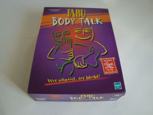 1 von 1 - Tabu Body Talk