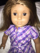 American Girl Just Like You #28 Doll: Medium Skin, Brown Hair, Brown Eyes