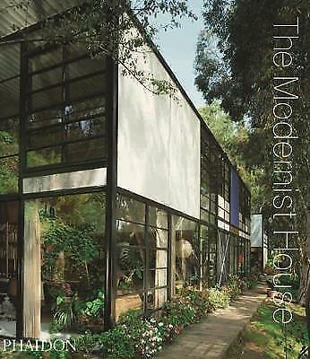 The Modernist House, by Mulford, Aulani,Phaidon Editors, Very Good Book