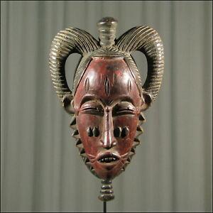 58141-Afrikanische-Baule-Holz-Maske-Elfenb-kueste-Afrika-KUNST