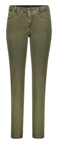 Mac Damen Jeans Dream 5401 military green PPT 348R