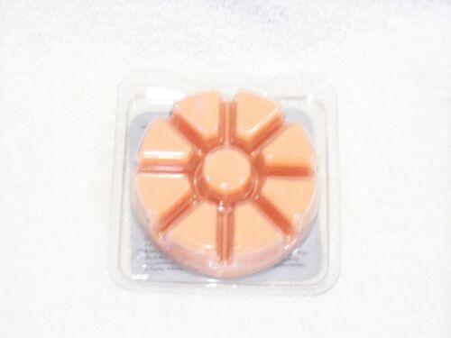 NIB Partylite Peach Nectar Scent Plus Melts 9 pc