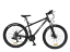 """thumbnail 1 - Ecosmo 27.5"""" Lightweight Alloy Mountain bike bicycle 24 SP Dual Disc -27AM02BL"""