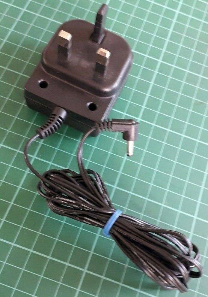 SV AC DC Adaptor - 9Vdc 150mA Power Supply - UK Plug - Tested