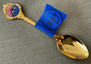 Friday Harbor Washington State Souvenir Spoon Free Shipping