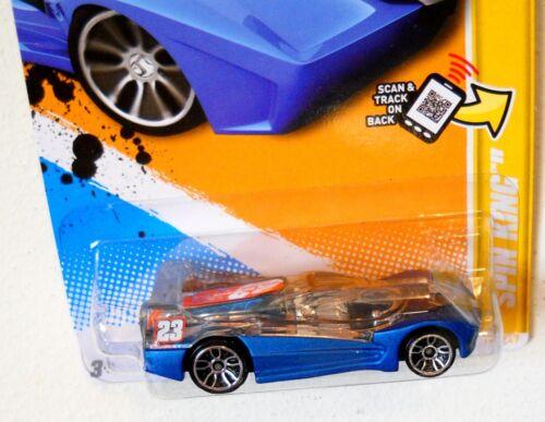 2012 Hot Wheels NEW MODELS #15//50 ∞ SPIN KING ∞ BLUE VARIANT SHANE WARNE
