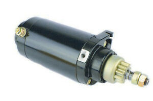 Starter Marine for Mercury Mariner Outboard 50-70 HP replaces 50-44369A1