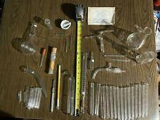 Vintage Chemistry Laboratory Glassware Lot 11