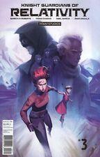 Knight Guardians Of Relativity #3 (Of 4) Comic Book 2017 - Titan1Studios