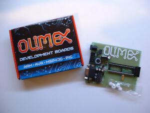 Olimex-Atmel-AVR-P40-8535-8MHz-Development-Board