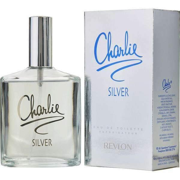 Revlon Charlie Silver 100Ml Edt Women