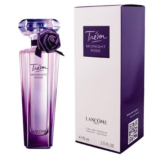 Lancôme Tresor Midnight Rose pour Femme 75 ml Eau de Parfum Vaporisateur