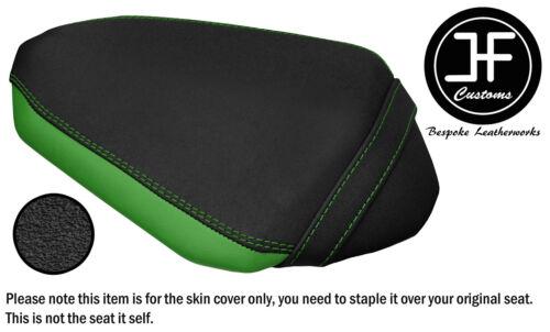 DSG2 GRIP /& L GREEN VINYL CUSTOM FITS KAWASAKI Z 800 13-16 REAR SEAT COVER