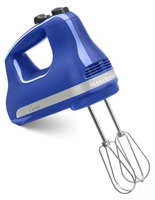 Kitchenaid Khm512tb 5 Speed Ultra Power Hand Mixer