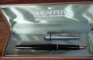 Sheaffer-Fountainpen-Stilografica-NUOVA