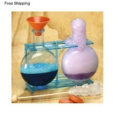 Kids Chemistry Set Lab Science Kit Educational Experiment Beginner Children Gift