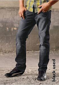 Neu w38 Denim 4wards w33 w32 Used L34 Jeans W31 Black Hose Schwarz Herren qXx8H5