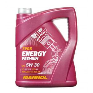 PREMIUM-MANNOL-Fully-Synthetic-German-Oil-5w30-Car-Engine-Oil-Low-Saps-C3-SN-CF