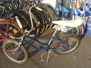 Original-MBS-AIR-WING-Fahrrad-Bonanza-Ara-um-1960-Cruiser-Rad-SELTEN-RARITAT