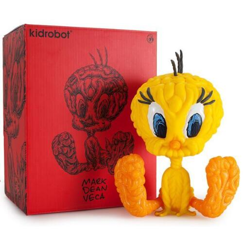 Tweety Bird MARK DEAN VECA Medium figure brand new par Kidrobot