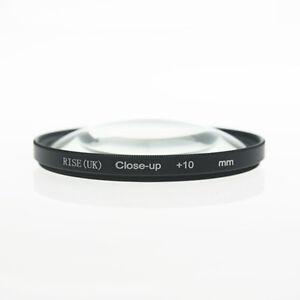 52mm Macro Close-up +10 Lente Filtro Para Nikon D7100 D3100 D5100 D90 C / 18-55mm