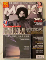 Mojo Magazine & Cd June 2015 Grateful Dead 50th Ann Special Jerry Garcia Holiday