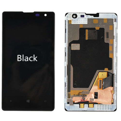 Full LCD Touch Screen Glass Panel Digitizer Assembly frame for Nokia Lumia 1020