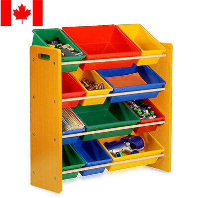 Toy Bin Organizer Kids Children Storage