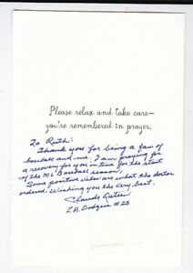 CLAUDE-OSTEEN-AUTOGRAPHED-HAND-WRITTEN-GET-WELL-CARD-LOS-ANGELES-DODGERS