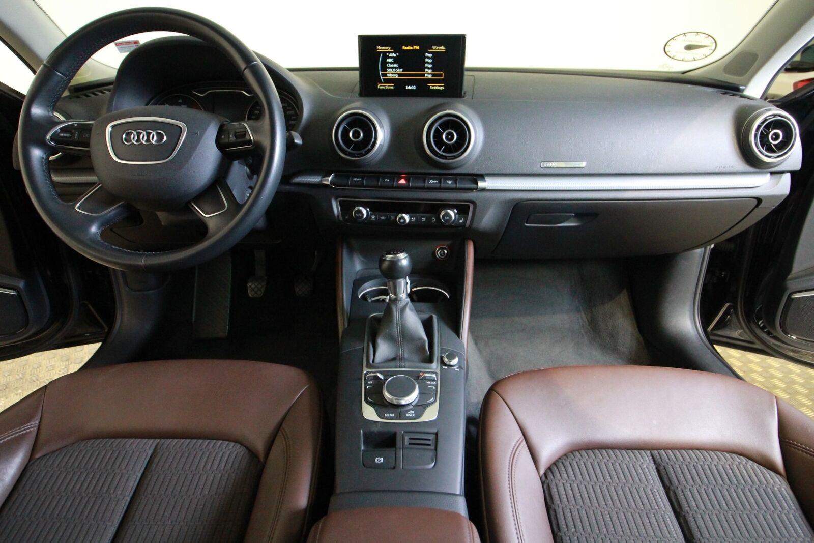 Audi A3 TDi 184 Ambiente SB