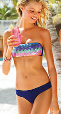Victoria's Secret Paillietten Bandeau  Bikini Original S US