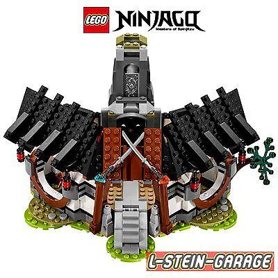LEGO® Ninjago aus Set 70627 Schmiede ohne Drachen & Figuren NEU