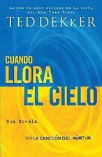 NEW - Cuando llora el cielo (La Cancion del Martir) (Spanish Edition)