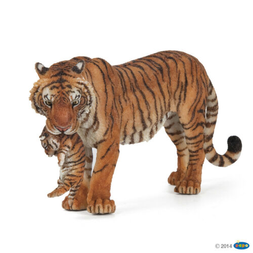 tiere  dinosaurier papo wildtiere tiger löwe krokodil bär